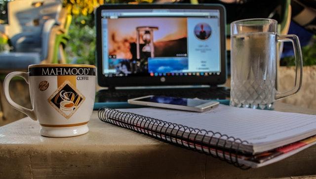 tutorial membuat contoh portofolio copywriter